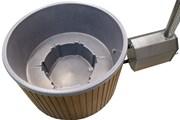 FINNTUB NORDIC 25 KW,  BLACK MARBLE