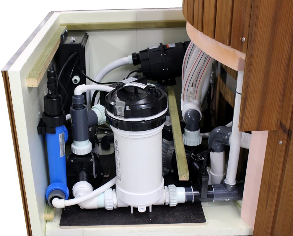 syst me de filtration aquaking 150 spadealers. Black Bedroom Furniture Sets. Home Design Ideas
