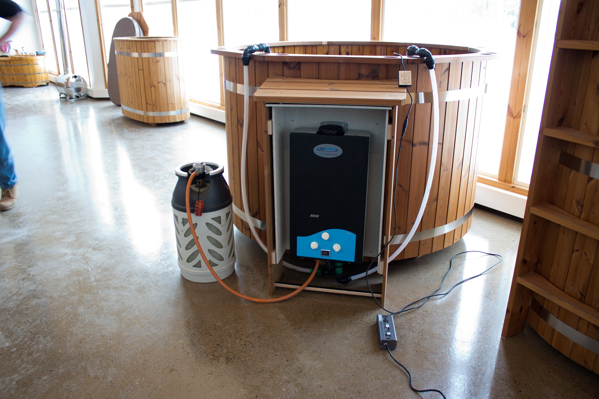Portable Propane Heater For Hot Tubs Spadealers