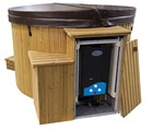 GAS HEATING KIT FOR OUTDOOR SPAS
