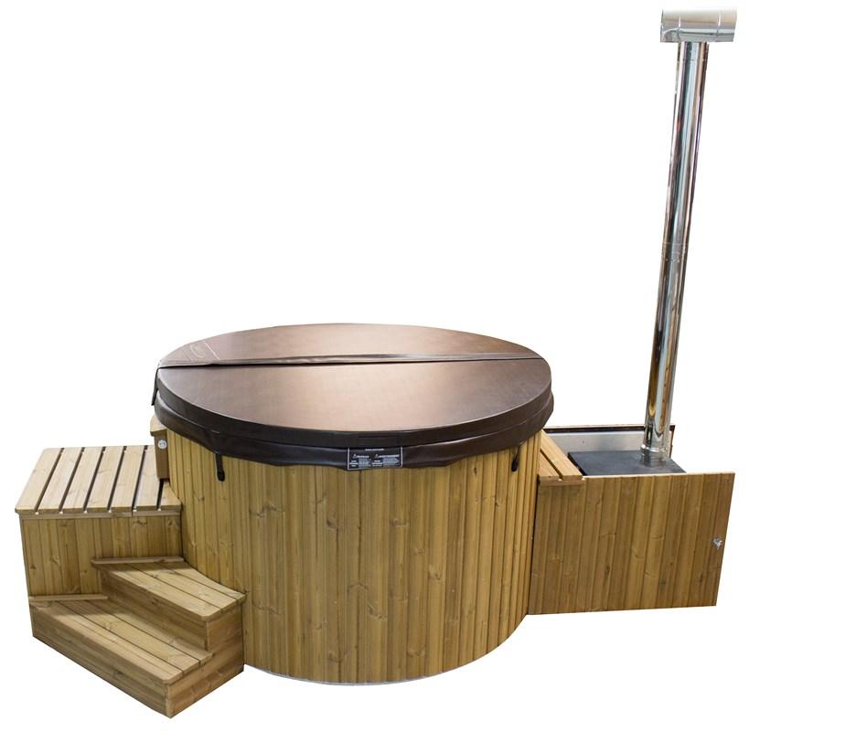 Wood Heater Kit For Outdoor Spas - SpaDealers
